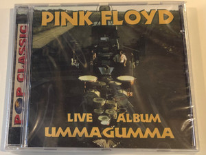 Pink Floyd ‎– Live Album - Ummagumma / Pop Classic / Audio CD / 5998490700638
