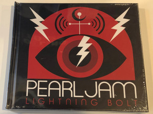 Pearl Jam – Lightning Bolt / Universal Audio CD / 3749367