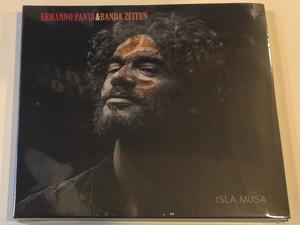 Ermanno Panta & Banda Zeitun – Isla Musa / NarRator Records Audio CD / NRR170
