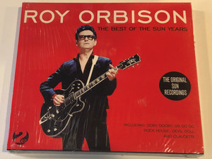 Roy Orbison ‎– The Best Of The Sun Years / The Original Sun Recordings / Including: Ooby Dooby, Go Go Go, Rock House, Devil Doll, and Claudette / Not Now Music ‎2x Audio CD 2008 / NOT2CD255