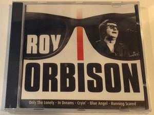 Roy Orbison - Only The Lonely, In Dreams, Cryin', Blue Angel, Running Scared / Forever Gold Audio CD 2006 / FG417