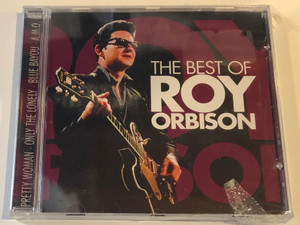 The Best Of Roy Orbison / Pretty Woman, Only The Lonely, Blue Bayou, a.m.o. / Eurotrend ‎Audio CD / CD 152.794