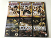 Boxing 6 DVD Box SET / The ultimate countdown of the Ten Greatest HeavyWeights of all time plus Tyson Raw & Uncut / Muhammad Ali's Rumble in the Jungle & Thrilla in Manila (5055298029689)