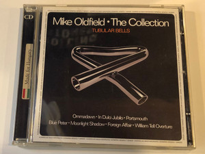 Mike Oldfield – The Collection - Tubular Bells / Ommadawn, In Dulci Jubilo, Portsmouth, Blue Peter, Moonlight Shadow, Foreign Affair, William Tell Overture / Made for Hungary / Mercury 2x Audio CD 2009 / 0602527116686(83)