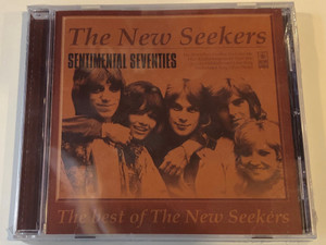 The New Seekers – Sentimental Seventies / The Best Of The New Seekers / New Sound 2000 Ltd. Audio CD 2004 / NST039