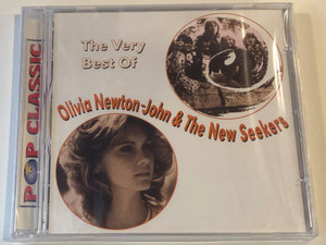 The Very Best Of Olivia Newton-John & The New Seekers ‎/ Pop Classic / Audio CD / 5998490701413