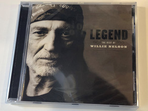 Legend: The Best Of Willie Nelson / Sony BMG Music Entertainment Audio CD 2008 / 88697292832