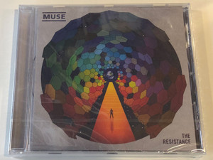 Muse – The Resistance / Warner Bros. Records Audio CD 2009 / 825646874347