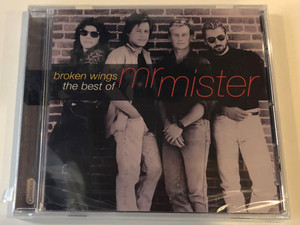 The Best Of Mr Mister – Broken Wings / Sony Music Audio CD 2009 / 88697519802
