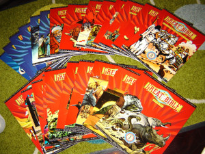 The Great Bible Discovery / 24 Volume series - Complete Collection / Each Book has 48 pages / A4 Size Full Color Comic Book Bible