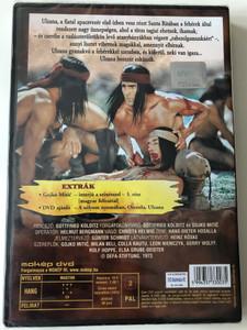Apachen DVD 1973 Apacsok / Directed by Gottfried Kolditz / Starring: Gojko Mitič, Milan Beli, Colla Rautu, Leon Niemczyk, Gerry Wolff (5996357330035)