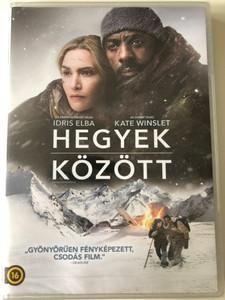 The Mountain between us DVD 2017 Hegyek között / Directed by Hany Abu-Assad / Starring: Idris Elba, Kate Winslet (8590548614712)