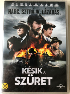 In Dubious Battle DVD 2016 Késik a szüret / Directed by James Franco / Starring: James Franco, Nat Wolff, Josh Hutcherson, Vincent D'Onofrio (8590548615368)