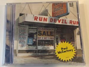Paul McCartney – Run Devil Run / MPL Audio CD 1999 / 5223512