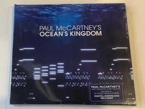 Paul McCartney's Ocean's Kingdom / Recorded by The London Classical Orchestra / Hear Music Audio CD 2011 / HRM-33250-02
