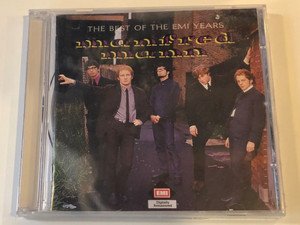 The Best Of The EMI Years - Manfred Mann ‎/ EMI ‎Audio CD 1993 / 077778949022