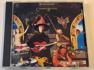 Ray Manzarek – Carmina Burana / A&M Records Audio CD 1993 / 394 945-2