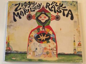 Ziggy Marley – Fly Rasta / Tuff Gong Worldwide Audio CD 2014 / VVNL25572