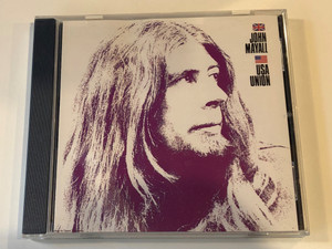 John Mayall – USA Union / Polydor Audio CD / 527 458-2
