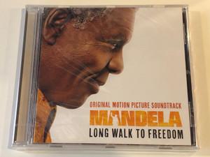 Original Motion Picture Soundtrack - Mandela: Long Walk To Freedom / Decca Audio CD 2013 / 5347165