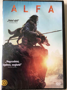 Alpha DVD 2018 / Directed by Albert Hughes / Starring: Kodi Smit-McPhee, Jóhannes Haukur Jóhannesson (5948221490192)