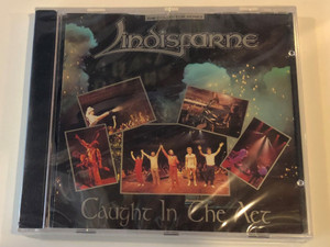 Lindisfarne ‎– Caught In The Act / The Collection Series / Castle Communications ‎Audio CD 1992 / CCSCD 346