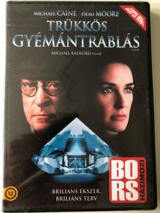 Flawless DVD 2007 Trükkös gyémántrablás / Directed by Michael Radford / Starring: Michael Caine, Demi Moore (5999075604082)