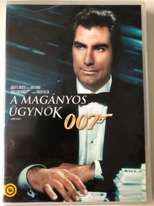 Licence to kill - James Bond 007 DVD 1989 A magányos ügynök / Directed by John Glen / Starring: Timothy Dalton, Carey Lowell, Robert Davi, Talisa Soto (5996255723748)