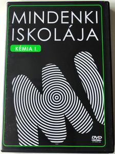 Mindenki Iskolája - Kémia I DVD Everyone's School - Chemistry I / Hungarian Chemistry Video Classes / Magyar Vizuális Oktatási Portál - Sprinter Kiadói Csoport (5999883131190)