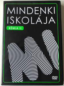 Mindenki Iskolája - Kémia II DVD Everyone's School - Chemistry II / Hungarian Chemistry Video Classes / Magyar Vizuális Oktatási Portál - Sprinter Kiadói Csoport (5999883131206)