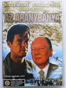 Gold DVD 1974 Az Aranybánya / Directed by Peter R. Hunt / Starring: Roger Moore, Susannah York, John Gielgud (5990501940057)