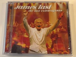 James Last – The Last Extravaganza / Music Club Audio CD 2002 / MCCD 517