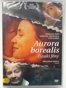 Aurora Borealis DVD 2017 Északi fény / Directed by Mészáros Márta / Starring: Törőcsik Mari, Törőcsik Franciska, Tóth Ildikó (8590548614934)