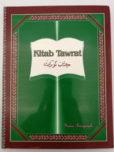 Kitab Tawrat - Sama Bangingih language selection from Genesis, Exodus, Leviticus, Numbers & Deuteronomy / Bible League 2003 / Paperback / Sinulat eh si Nabi Musa / The Pentateuch - selections (9718260331)