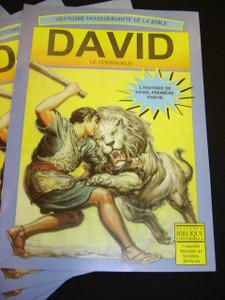 David Le Courageux - Histoire Passionnante De La Bible - L'Histoire De David,...