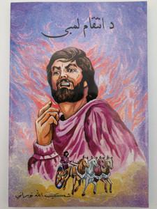 Fiery Revenge - Persian Dari language book - The story of Ben Hur / آتش انتقام / Paperback 2002 (PersianDariBook)