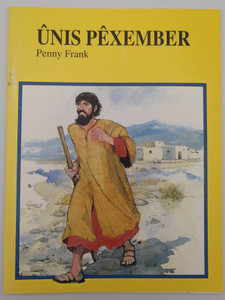 Ûnis Pêxember by Penny Frank / Kurdish edition of Jonah Runs Away / Illustrated by Tony Morris / Paperback 2001 / Lion Publishing - Mizgini (JonahRunsAwayKurdish)