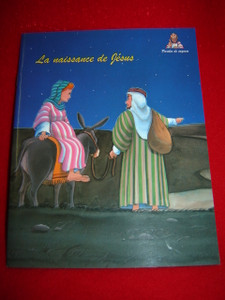 La Naissance De Jesus / French Bible Storybook for Children / France