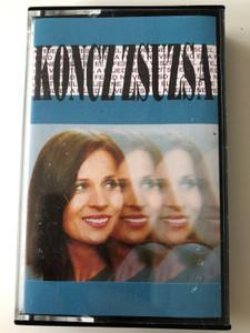 Koncz Zsuzsa – Ne Veszítsd El A Fejed / EMI Quint Audio Cassette 1993 / QUI 406042