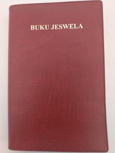 Buku Jeswela - Bible in Chiyawo / Red Vinyl Bound / Bible Society of Malawi 2014 / Chiyawo Bible CL052P (9789990813630)