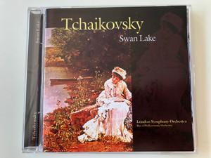 Tchaikovsky – Swan Lake / London Symphony Orchestra, Royal Philharmonic Orchestra / CMC Home Entertainment Audio CD 1996 / 9001-2