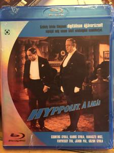 Hyppolit the Butler BluRay (1931) Hyppolit, a Lakáj / Directed by István Székely / Starring: Kabos Gyula, Csortos Gyula, Jávor Pál, Fenyvessy Éva / BF58235 / FullHD 1080 (5999544258235)