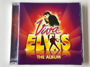 Viva Elvis - The Album / RCA ‎Audio CD 2010 / 88697767672