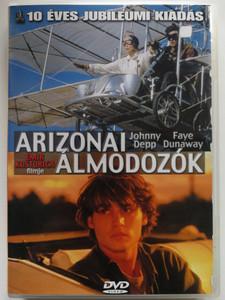 Arizona Dream DVD 1993 Arizonai álmodozók / Directed by Emir Kusturica / Starring: Johnny Depp, Jerry Lewis, Faye Dunaway, Lili Taylor (5999544560031)