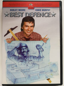 Best Defence DVD 1984 / Directed by Willard Huyck / Starring: Dudley Moore, Eddie Murphy, Kate Capshaw (5055025359027)