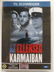 In Enemy Hands DVD 2004 Az ellenség karmaiban / Directed by Tony Giglio / Starring: William H. Macy, Til Schweiger, Thomas Kretschmann, Scott Caan (5998133189905*)