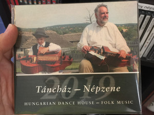Táncház - Népzene 2019 / Hungarian Dance House - Folk Music / Hagyományok Háza Audio CD 2019 / 5999882041650