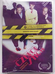 Czukor Show DVD 2010 / Directed by Dömötör Tamás / Starring: Czukor Balázs Anger Zsolt Árpa Attila (5999553590289)