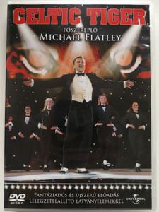 Celtic Tiger DVD 2005 Michael Flatley's Celtic Tiger / Directed by Michael Flatley / Irish dance show (5996051041350)