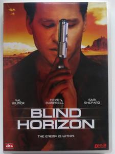 Blind Horizon DVD 2003 / Directed by Michael Haussman / Starring: Val Kilmer, Neve Campbell, Sam Shepard (8854201061917)
